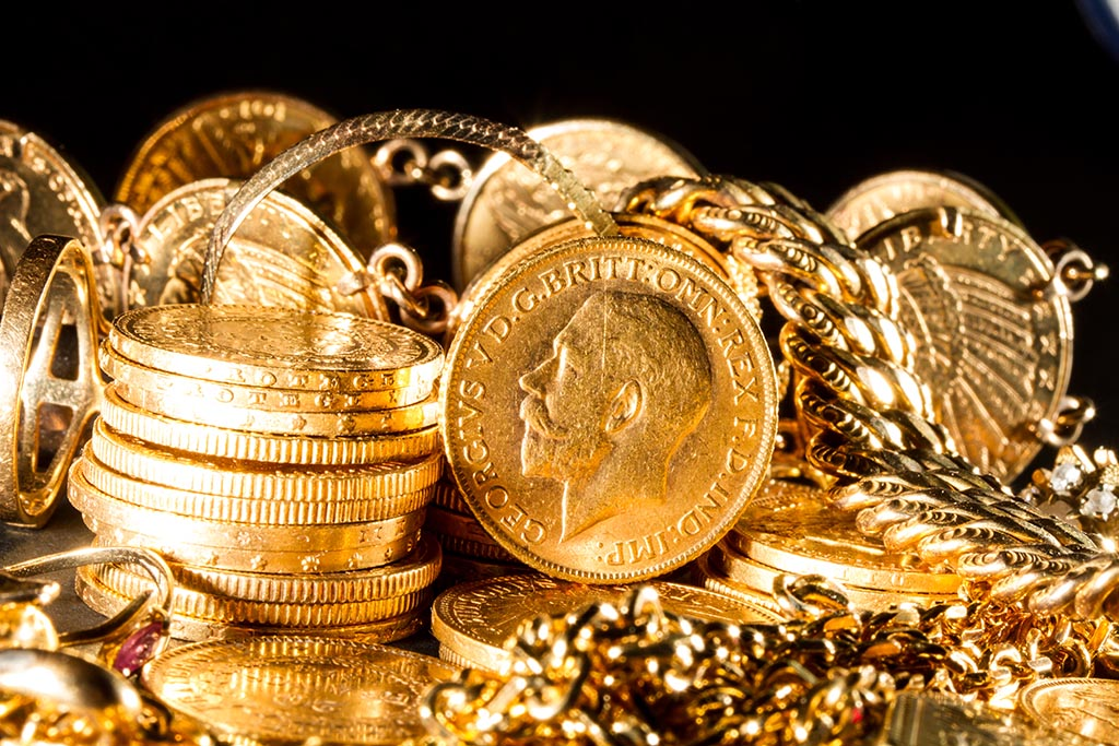 Sell gold now this is why tecumseh gold exchange for Used jewelry san diego